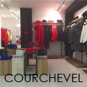 New boutique in the Alpes in Courchevel