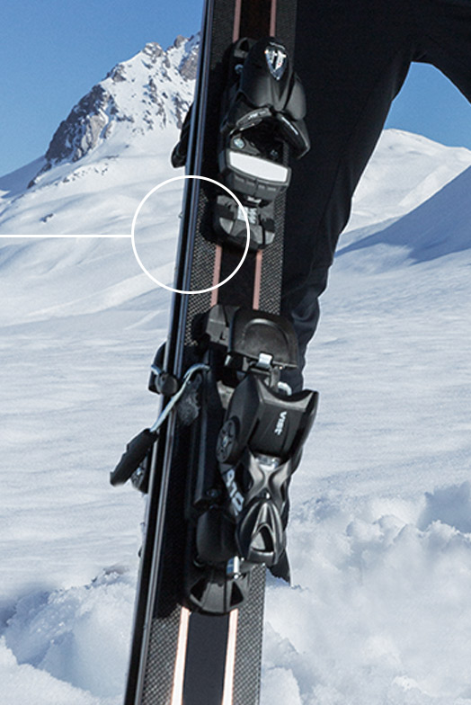 Skis IKS
